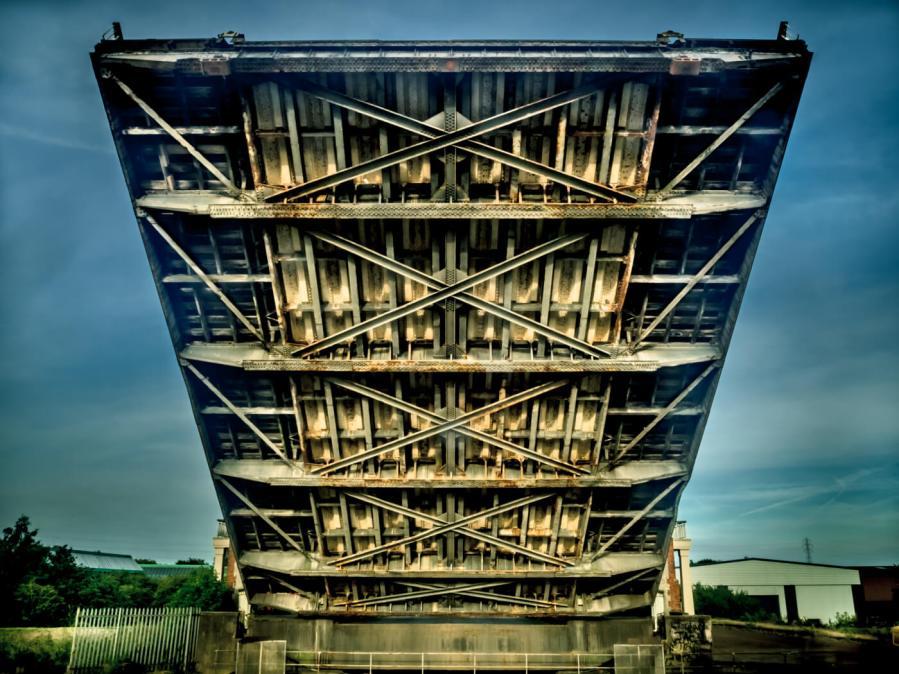Open bridges Project, Sutton Road Bridge, Hull, UK 2018. Photo Richard Duffy Howard