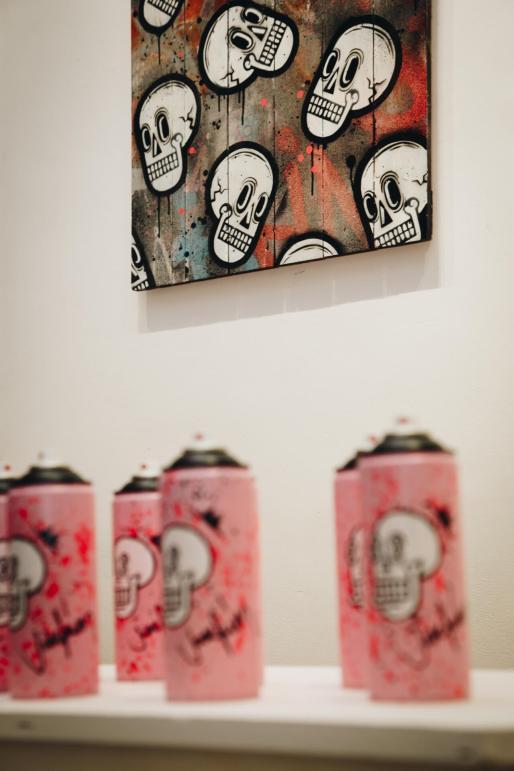 Joachim-Born-to-Paint-Solo-Show-Truman-Brewery-London-street-art-Photo-Cred-GraffitiStreet-Alex-Stanhope-26