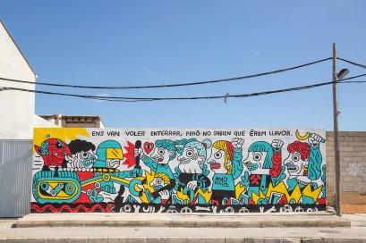 Elías Taño, La Punta, Valencia 2018. Photo Credit Juanmi Ponce.