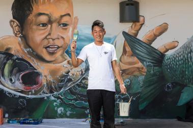 wall-to-wall-street-art-festival-australia-benalla-pc-nicole-reed-LeonardSiaw