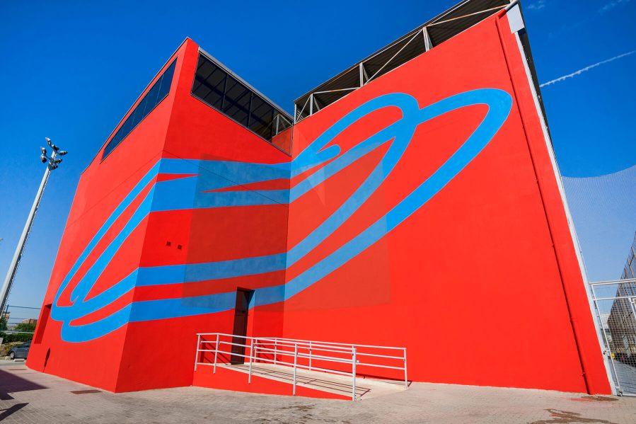 elian-chali-street-art-mural-valencia-spain-Anamorphic-1