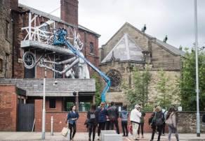 Blackburn-Open-Walls-street-art-festival-phelgm-wip