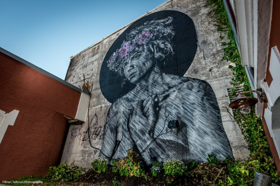 Snik, Nuart Street Art Festival , Space is the Place, Stavanger, Norway 2018. Photo Credit Brian Tallman
