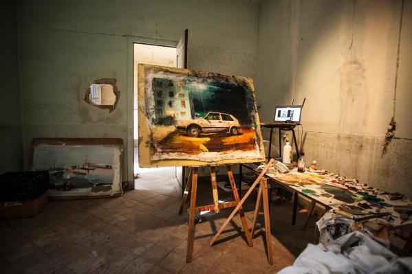 Sebas Velasco Studio Works Photo Credit Vinny Cornelli Streetlayers..