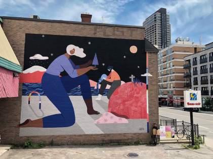 Poni-and-Cyrielle-Tremblay-Mural-street-art-festival-2018-montreal-pc-davi-tohinnou
