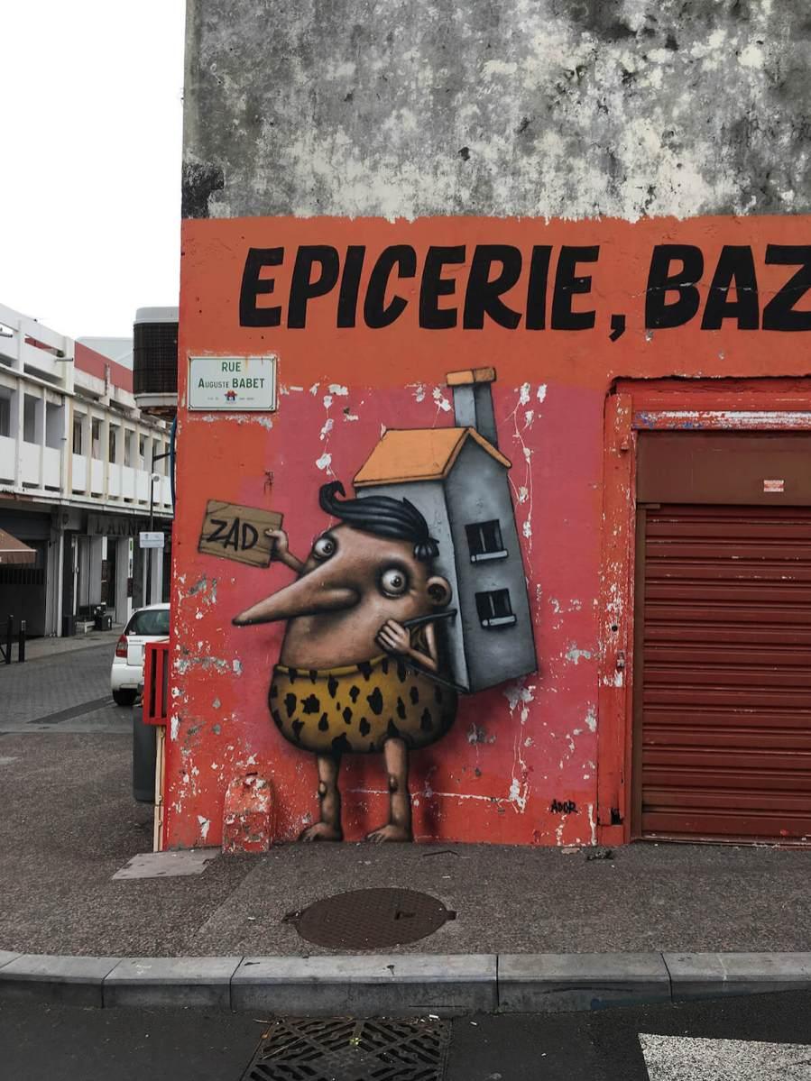 Ador-street-art-Reunion-island-2018-Déménagement