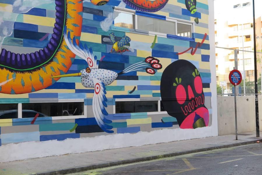SPAIK-BLOOP-STREET-ART-Festival-2018-Ibiza-Open-Air-Gallery-2