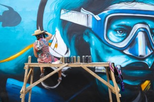 ZabouSea-Walls-Murals-for-Oceans-Bali-2018-street-art-pangeaseed-pc-tre-packard-2