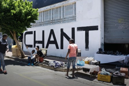 'CHANT'. Photo credit Faith XLVII