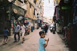 Selina Miles - APTart - Lebanon 2017