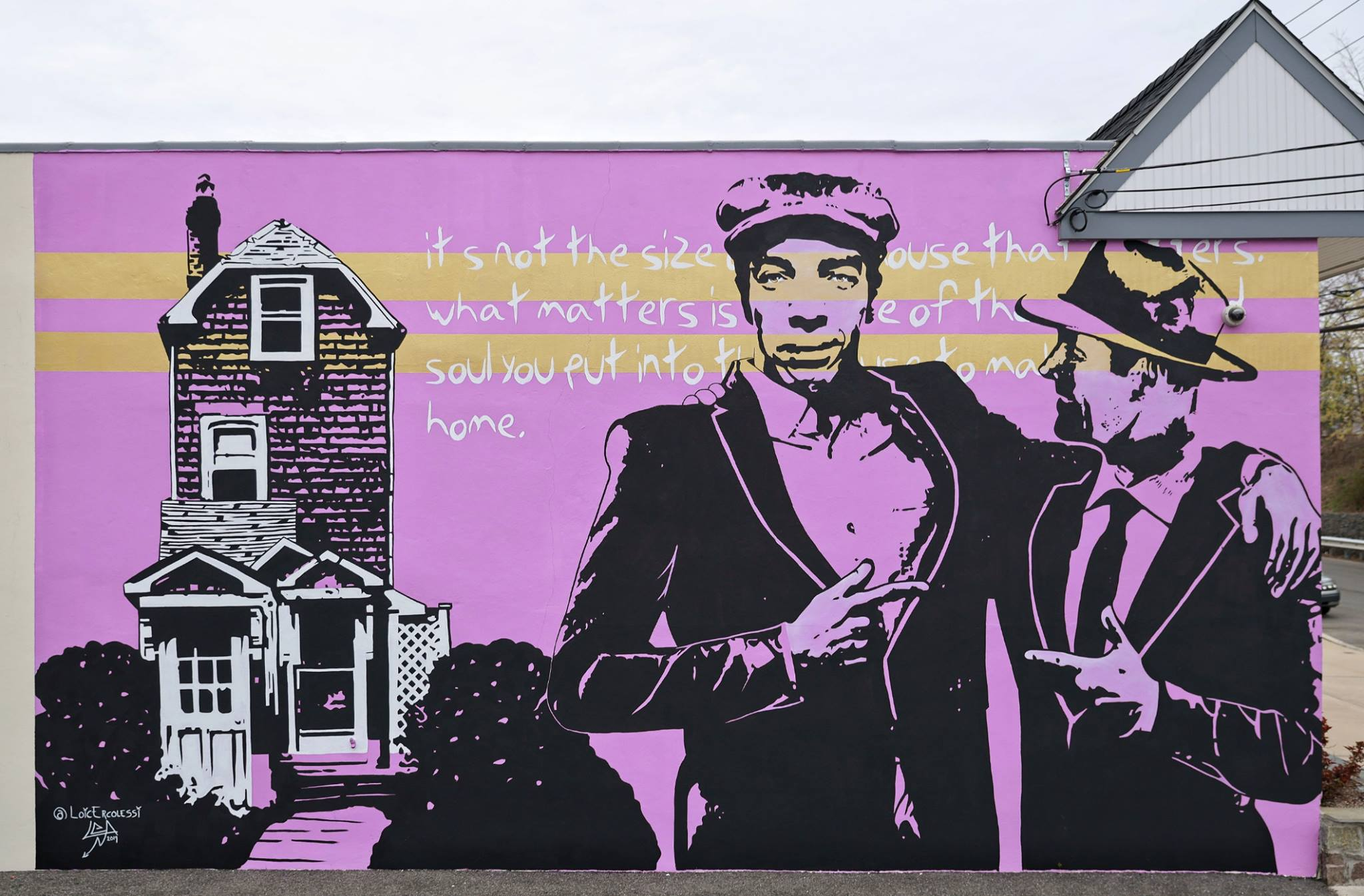 Mamaroneck Historical Murals celebrate the Rich History of the