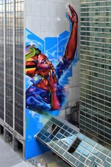 cenzone-Manhattan-New-York-City-ILO100-Art-Walk-street-art-for-mankind-pc-just-a-spectator-4