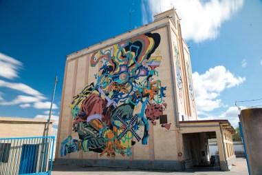 Bicicleta-Titanes-social-inclusion-silo-street-art-museum-the-plain-of-La-Mancha-ciudad-real-pc-Elchino-Po-6