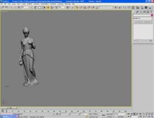 Creare un oggetto proxy con 3d studio max e vray 01