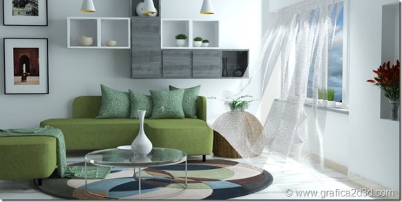 Interior tutorial vray sketchup