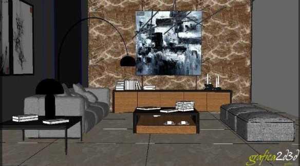 Tutorial vray sketchup interior #110