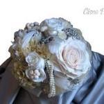 Ramo de novia vintage Cisne Blanco 111 ok