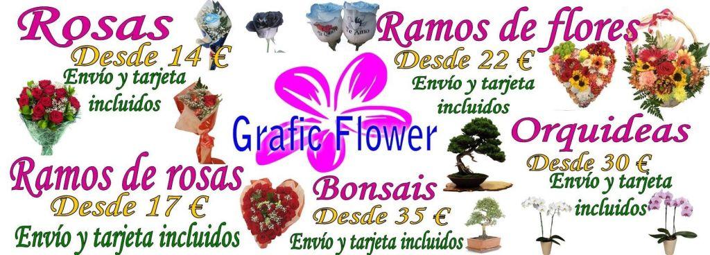 Enviar flores a domicilio originales