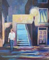 Blaue-Treppe-London-70-x-60-