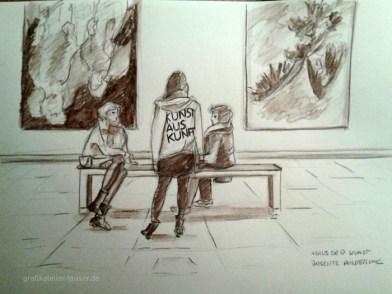 Haus-der-Kunst---Baselitz