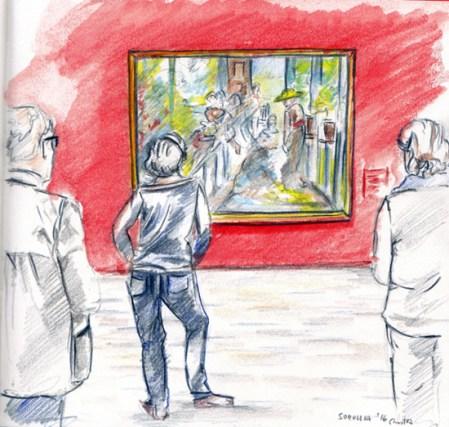 Sorolla-Ausstellung