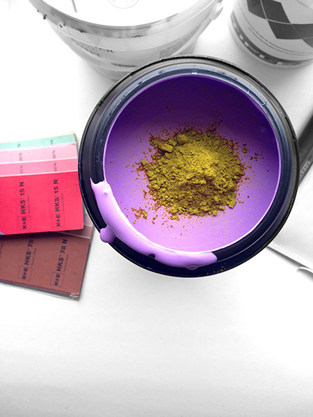 Foto-Emulsion, Belichtung, Siebdruck, Workshop, grafik, design, Farbseparation, medien, color management, lehrgang, färben, studio, agentur