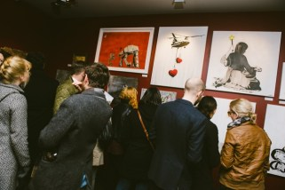 Reedprojects.Stencil.Art.Norway.Opening-9