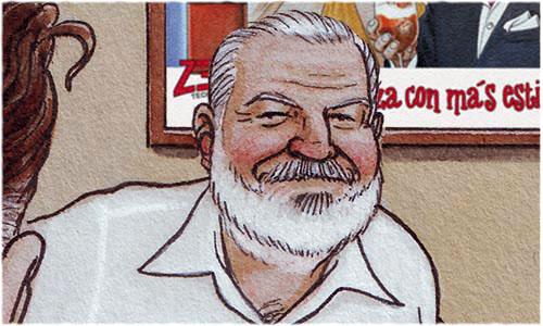 09 Ernest Hemingway