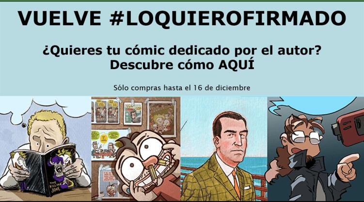 #LOQUIEROFIRMADO