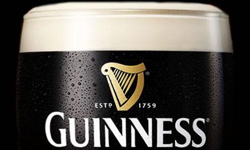 imagen de una cerveza guinness