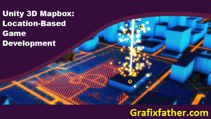 Download] Unity 3D Mapbox Location Based Game Development Free