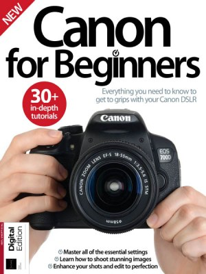 Canon for Beginners First Edition 2019
