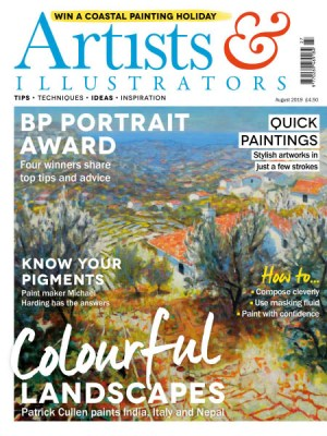 Artists & Illustrators August 2019
