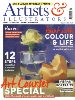 Artists Illustrators September 2019