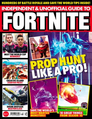 Independent and Unofficial Guide to Fortnite Issue 16 2019