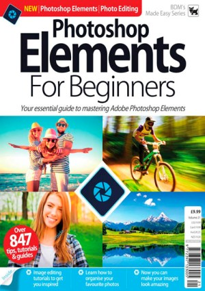 Photoshop Elements for Beginners 2019