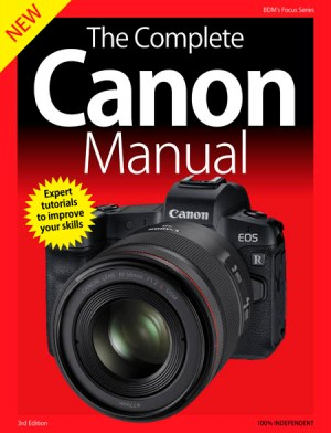 The Complete Canon Manual 3rd 2019
