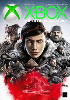 Official Xbox Magazine USA October 2019