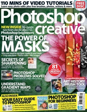 Photoshop Creative Issue 86 The Power Of Masks