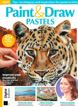 Paint and Draw Pastels Vol 1 2019