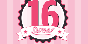 Sweet Sixteen | Grafix66Designs