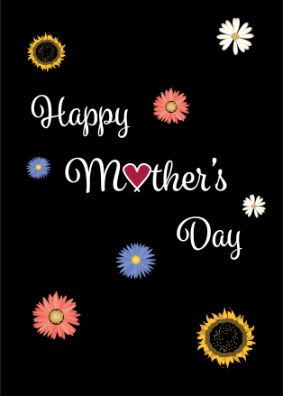 Special Card for Mom