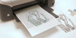 PPC-Laser copier printable film and sheets