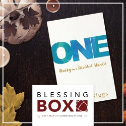 Pastor Appreciation Blessing Box - One