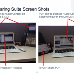 Polycom RealPresence Content Sharing Suite