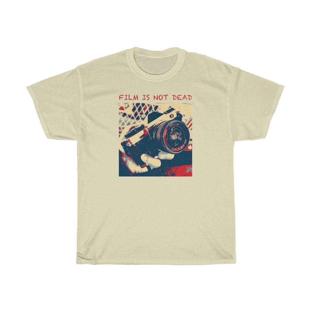 Film Is Not Dead 35mm T-Shirt