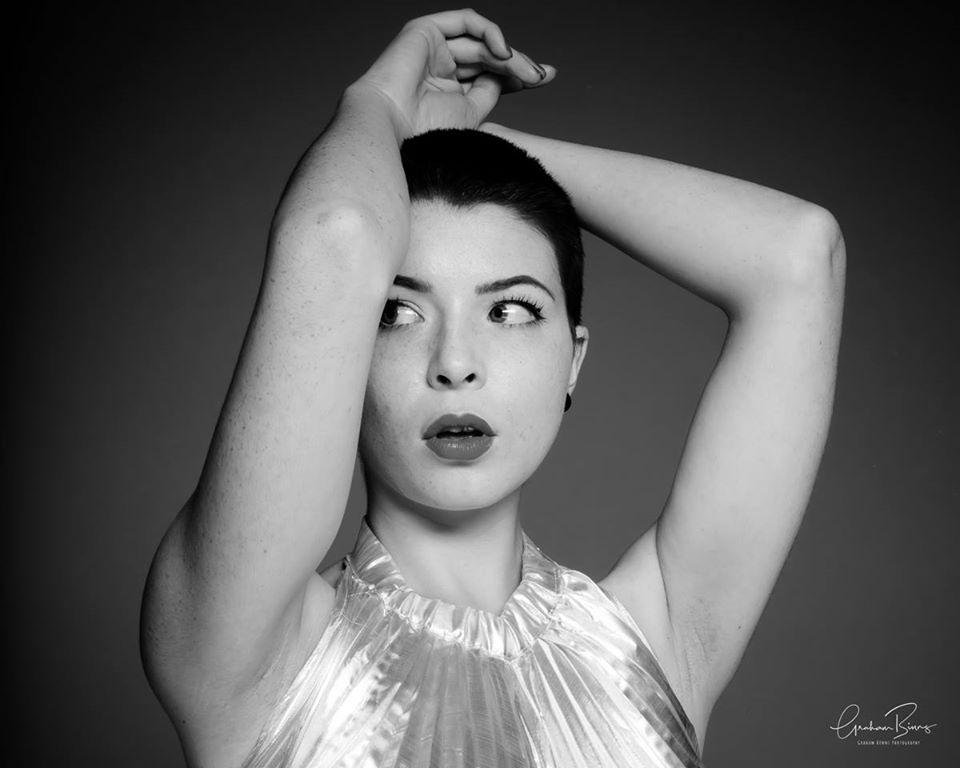 The Divine Miss Aitch - Graham Binns Photography - Model Photoshoot