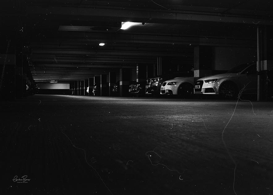 Manchester Car park Kodak 2238