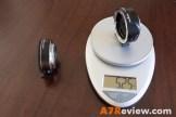 Sony A7R Metabones EF adapter weight