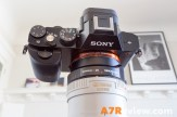Sony A7R with Metabones EF Adapter and Canon 70-200mm L IS top 5